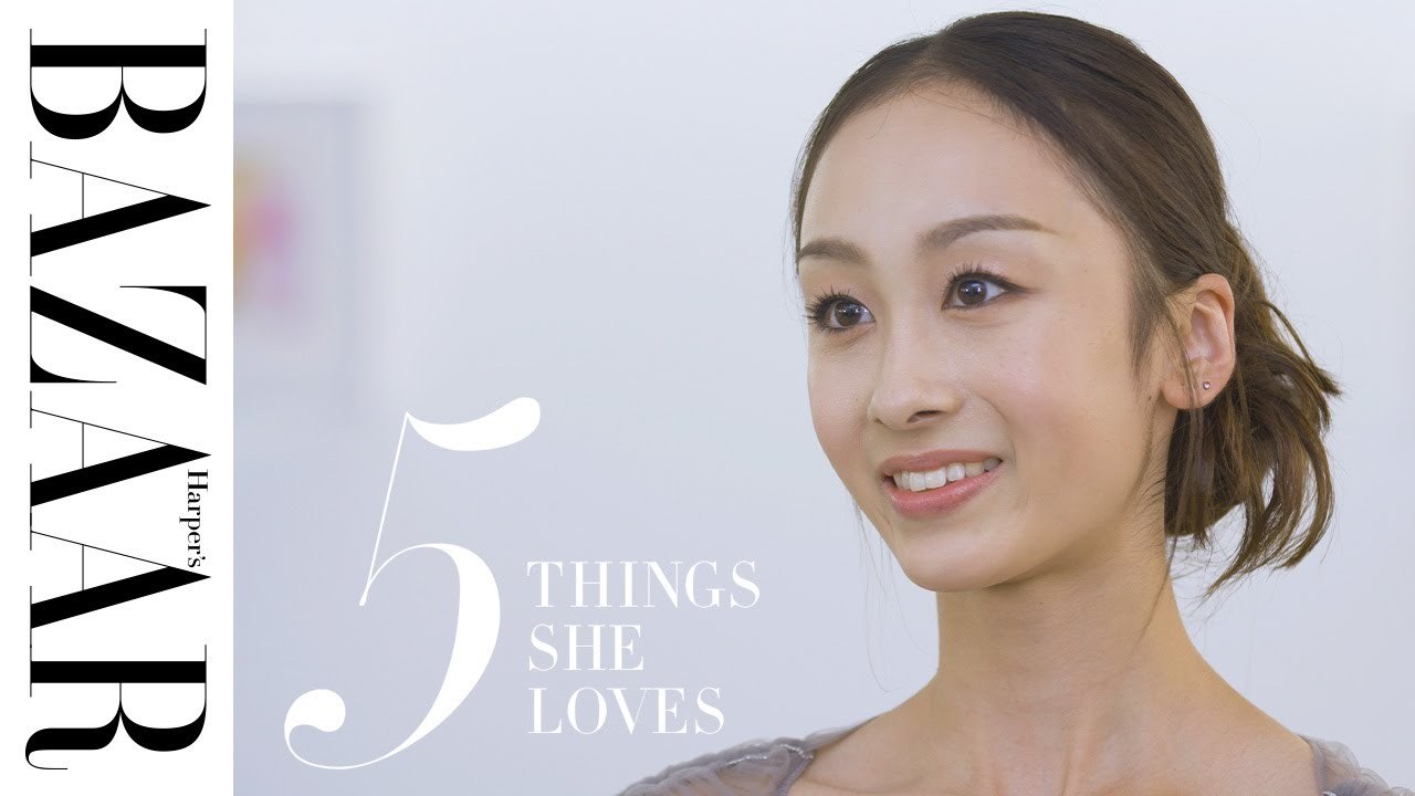 バレリーナの永久メイがバレエ人生で欠かせない5つのこと|5 THINGS |ハーパーズ バザー(Harper's BAZAAR)公式
