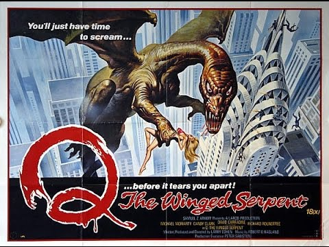 Q   The Winged Serpent, 1982