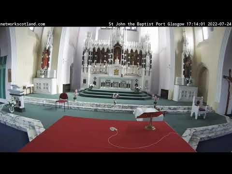St John The Baptist Port Glasgow Live Stream