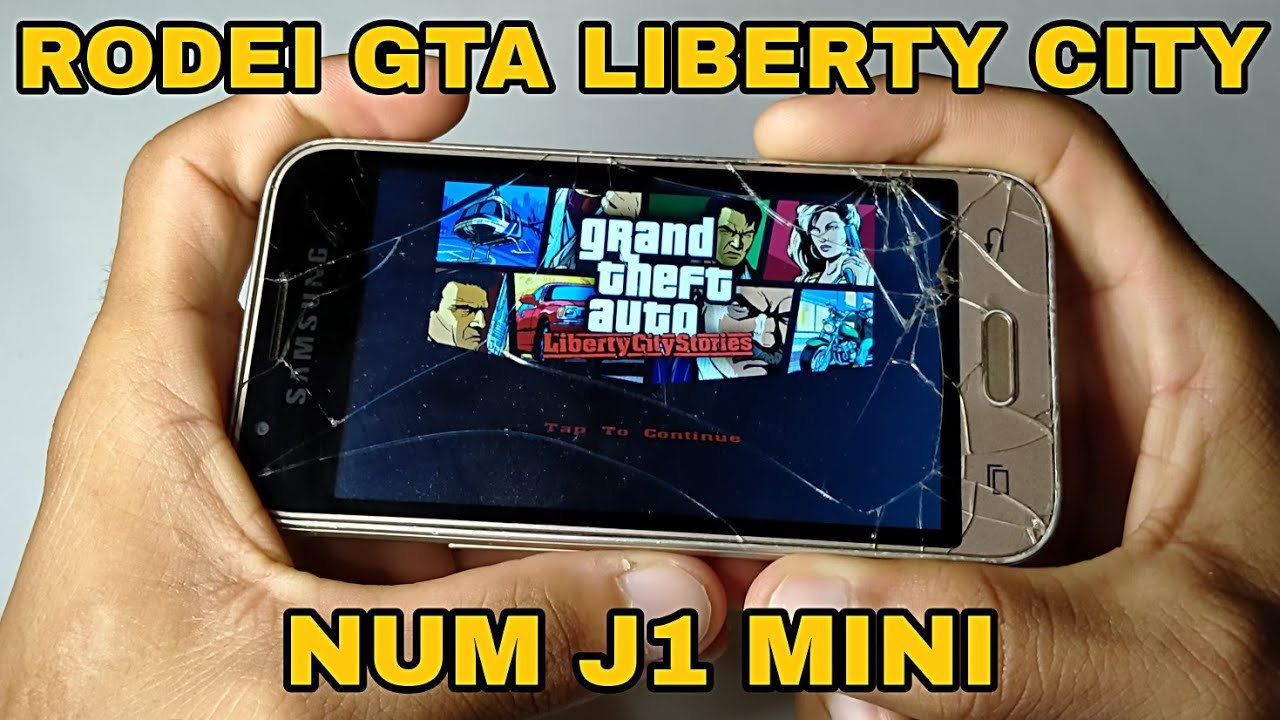RODEI GTA NUM J1 MINI