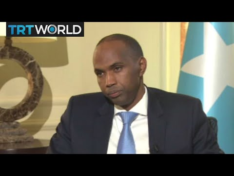One on One: Hassan Ali Khayre, Prime Minister of Somalia
