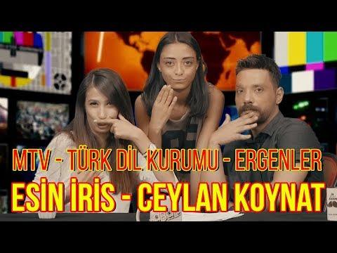MTV - ERGEN ATTACK - TÜRK DİL KURUMU - KONUKLAR - OLAYLAR DEVAM EDİYOR!