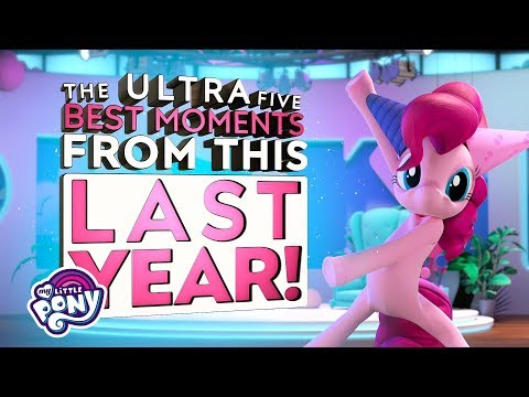 Hello Pinkie Pie Year in Review | My Little Pony Animated Video