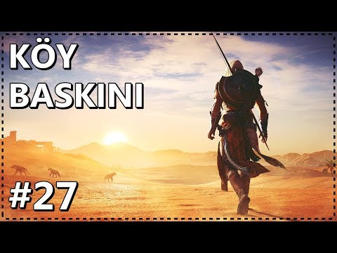 ROMANIN KÖY BASKINLARI | Assassin's Creed Origins #27