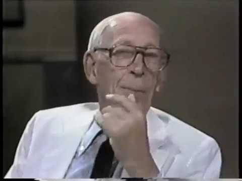 Charles Lane on Late Night, July 15, 1982
