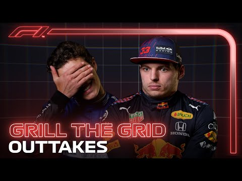 Grill The Grid 2021: Outtakes!