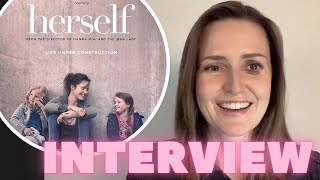 Herself Cast on Making the Movie & the Importance of Women Told Stories