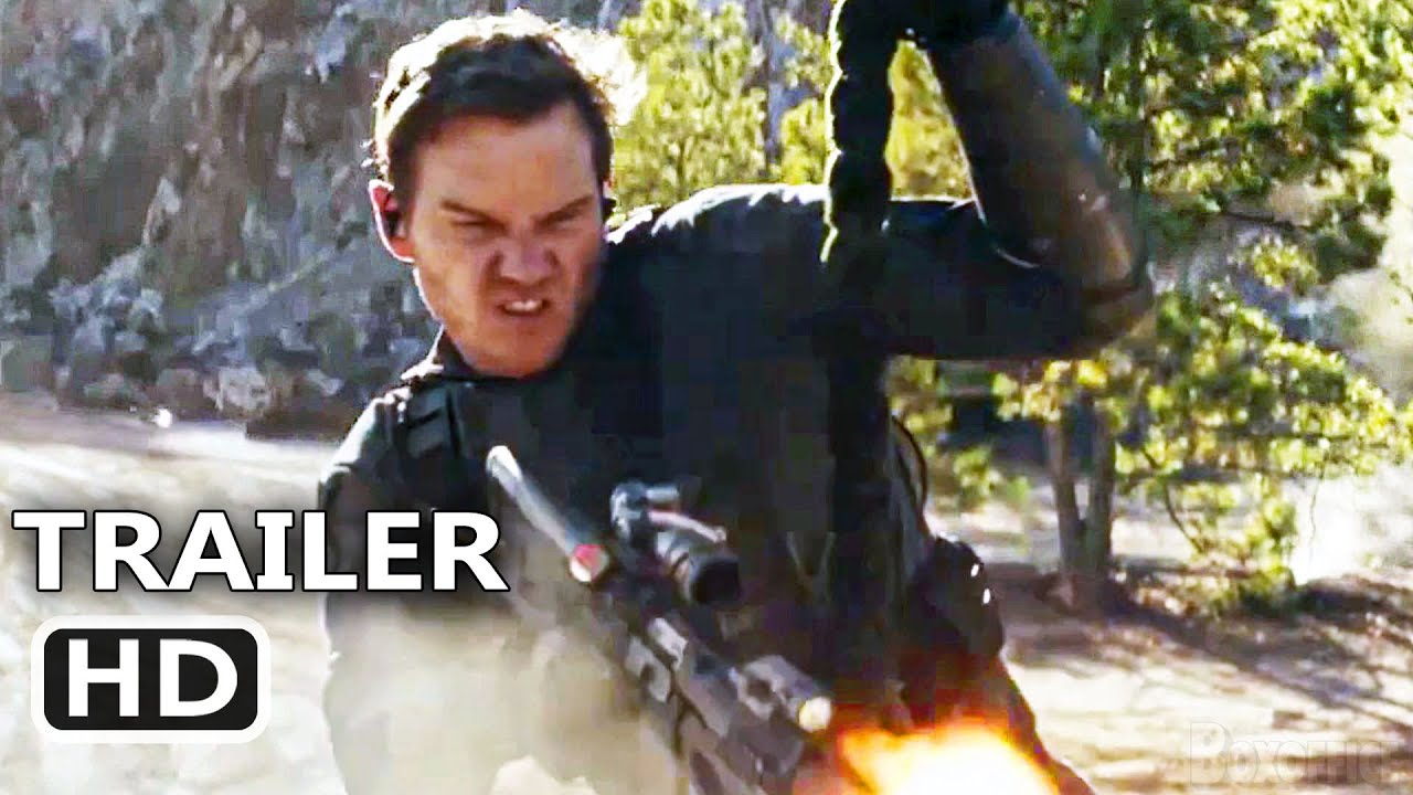 THE TOMORROW WAR Trailer 2 (2021)