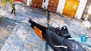 NEW SHOTGUN / LMG GAMEPLAY - Modern Warfare Multiplayer (Call of Duty)
