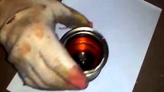 Варим консервную банку обычным электродом(Как Вы думаете друзья, можно ли заварить обычным электродом консервную банку?? Да!! МОЖНО!!! А вот как мы это..., 2015-08-26T21:49:57.000Z)