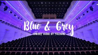 bts - blue  grey (concert audio)