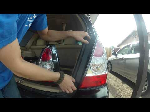 2014 Subaru Forester Taillight Tail Light Assembly R