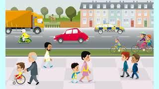 Educatie rutiera pentru copii | Reguli de circulatie pentru copii| Povesti pentru copii