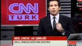 CNNTURK Bugün 07 12 2011 - Erken Eğitimi Seç Kampanya Haber