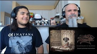 King Diamond - Masquerade of Madness (Official Audio) [Reaction/Review]