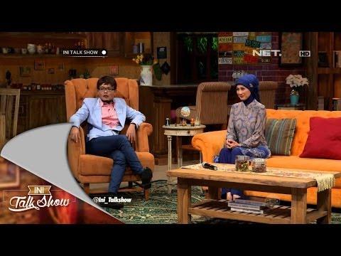 Ini Talk Show - Pendidikan Part 1/3 - Teh Desy Ratnasari Dosen Psikologi