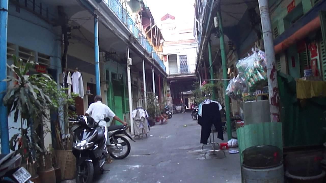 越南第五郡華人巷有百年歷史 - YouTube