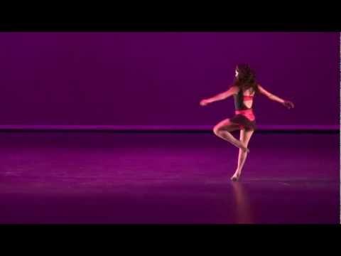 Solo de Maribel Danza Moderna ODEON