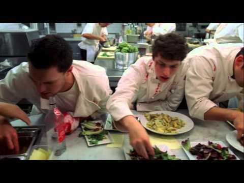 Burnt Trailer - Kitchen Confidential Mash up