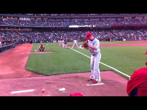 Cliff Lee Curveball