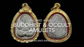 Thai Amulets November 2016