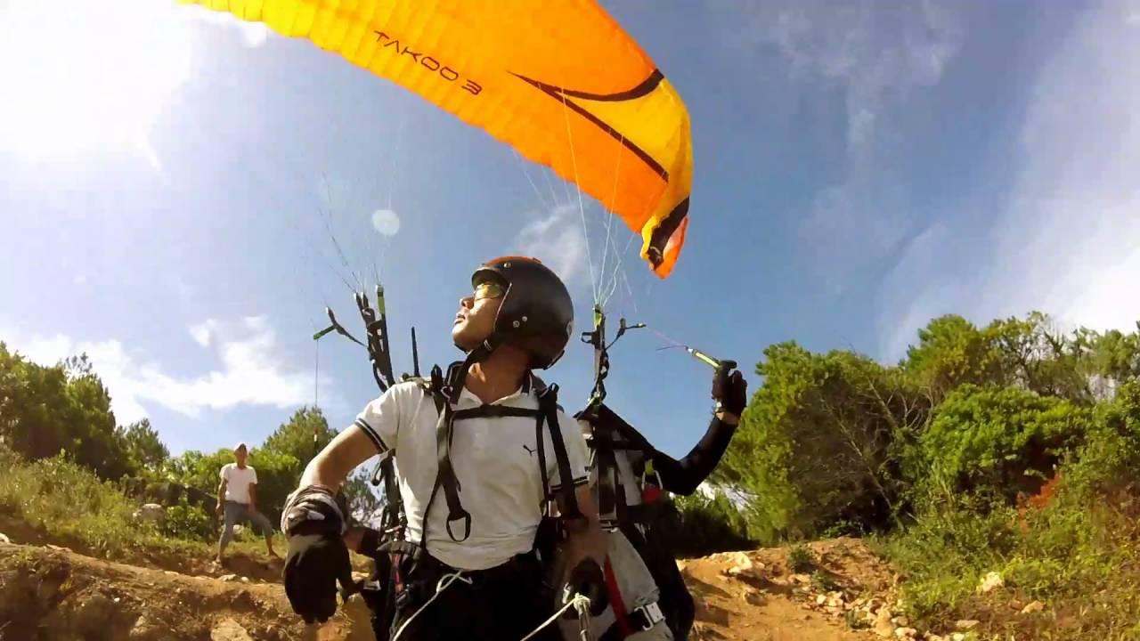 Fb: Cùng Bay Dù Lượn - Hanoi tandem paragliding - Binh250616