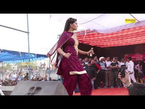 S  B  Sapna Choudhary Yaar Tera Chetak Pe Chale