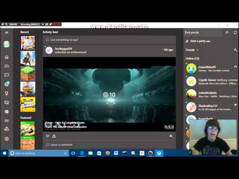 how to run xbox one game on windows 10