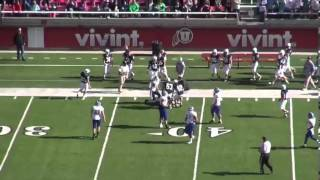 Scott Nichols Highlight Film Bingham High School Football 2012