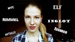 Мои бюджетные покупки косметики (ELF, Rimmel, Inglot, Artdeco, Essence, NYC) Thumbnail