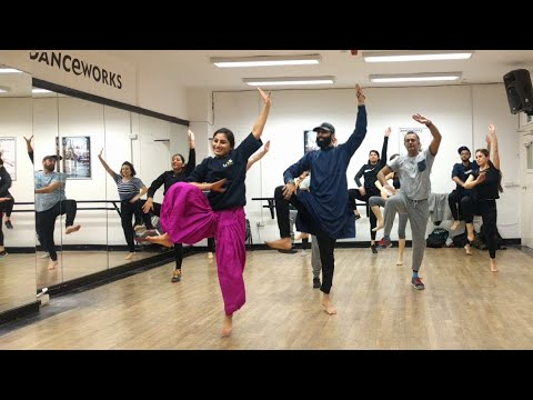 KADAR | Mankirt Aulakh | Bhangra Collaboration Class | Dance Bhangra And Absolute Bollywood Ltd
