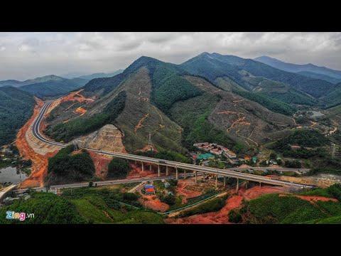 Toàn Cảnh Đường Cao Tốc Hạ Long Vân Đồn Mới Nhất 2019 | 12.000 Tỷ Cho 60 km | HightWay To HaLong Bay