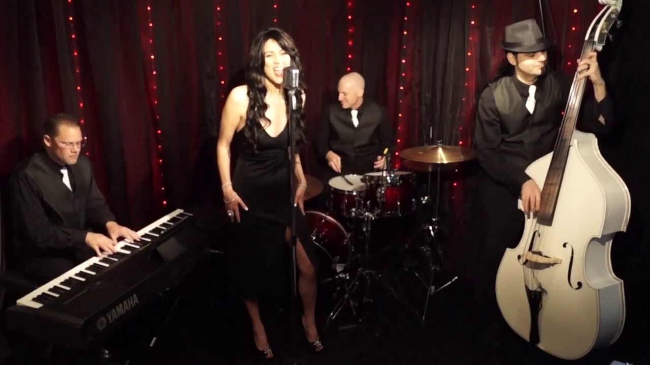 The Las Vegas Jazz Trio featuring Kai Brant on vocals