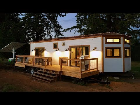 Hawaii The Luxury Tiny House By Tiny Heirloom Youtube