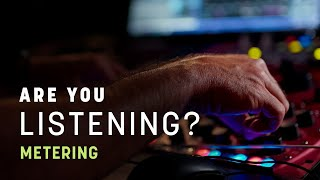 Loudness Metering and Visualizations in Mastering | Are You Listening? | Season 2 Episode 3
