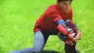 Spider Man Ultimate Web Blaster