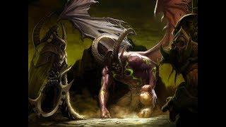 Фильм WarCraft побег Иллидана от Маэв (Ужас из глубин)