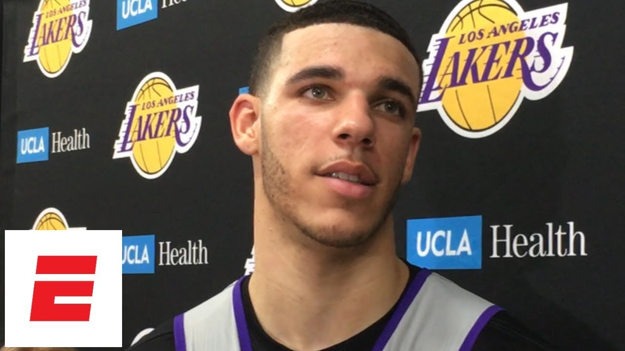 b4a29ac7aa34 Lonzo Ball on returning from injury  No nerves