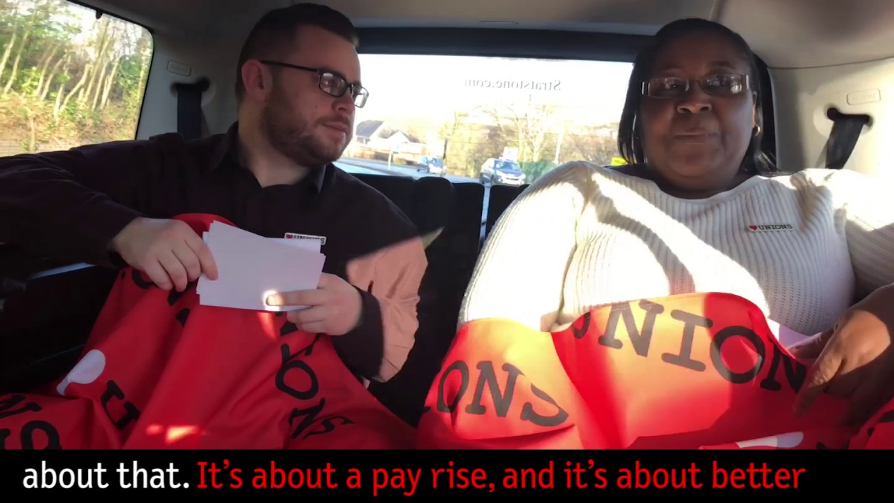 GMB'S #HEARTUNIONS Carpool - Tuesday 14/02 PART 2