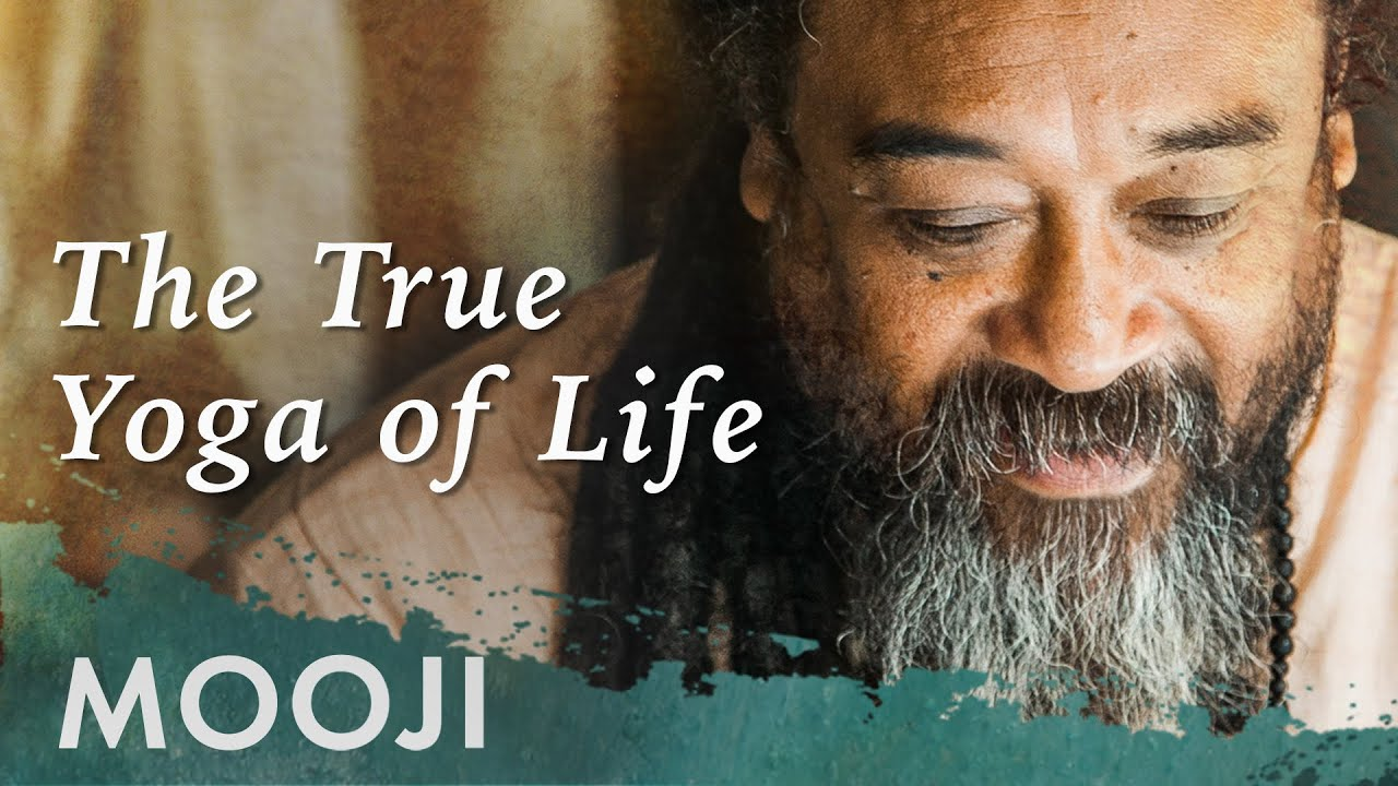 The True Yoga of Life — Powerful Short Guided Meditation with Mooji