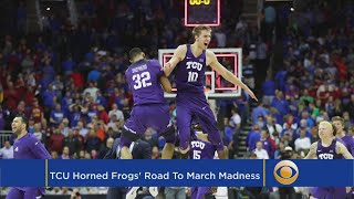 TCU Horned Frogs' Road To The Tournament thumbnail