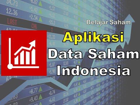 Aplikasi Saham Terbaik: Data Saham Indonesia
