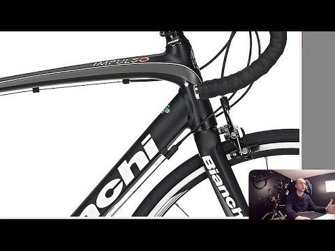 Bianchi Alloy Road Bikes - Freccia, Impulso, Via Nirone. Buyers Guide / Review