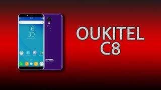 Обзор Oukitel C8 - бюджетный, стильный, с 4G! 📱