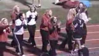 Wayne High School Alumni Cheerleaders (2006)