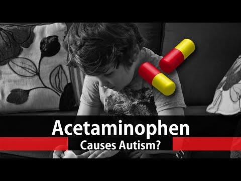 Acetaminophen & Autism Spectrum Disorder