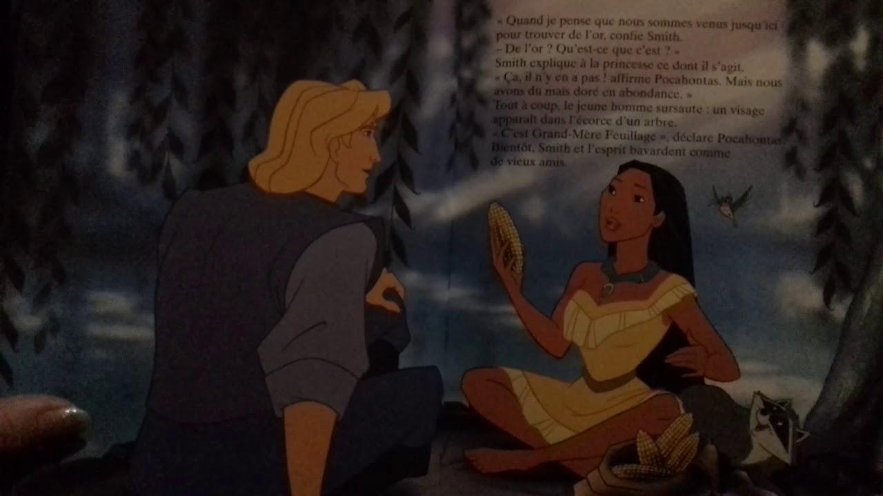 L Histoire De Pocahontas Disney Livre Audio