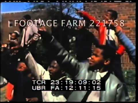 Martin Luther King Assassination Riots 221758-04 | Footage Farm