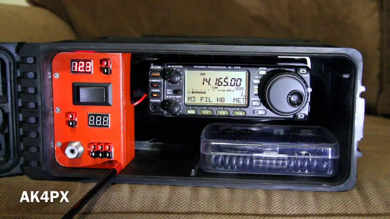Ham Radio Go Box Gobox Youtube