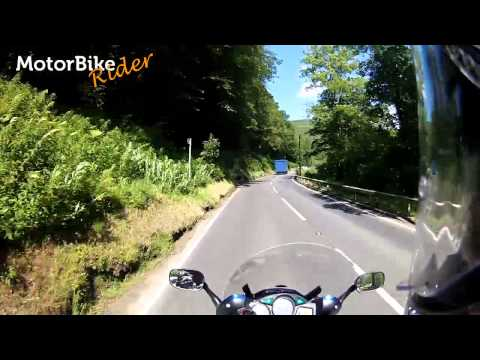 MotorBike Tour 1 Mid Wales Stage 3